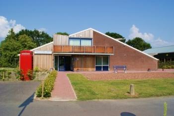 Aussenansicht vom Gruppenhaus 00310832 Gruppenhaus VOLLENHOVE in Niederlande 8325 PP Vollenhove für Gruppenfreizeiten