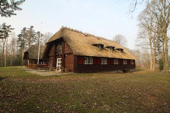 Bilder von Bademöglichkeiten vom Ferienhaus für Gruppen 03453111 Houens Odde Gilwellhytterne in Dänemark 6000 Kolding für Jugendfreizeiten