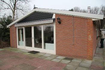 Aussenansicht vom Gruppenhaus 00310776 Gruppenhaus Diffelen IV in Niederlande NL-7795 Diffelen für Gruppenfreizeiten