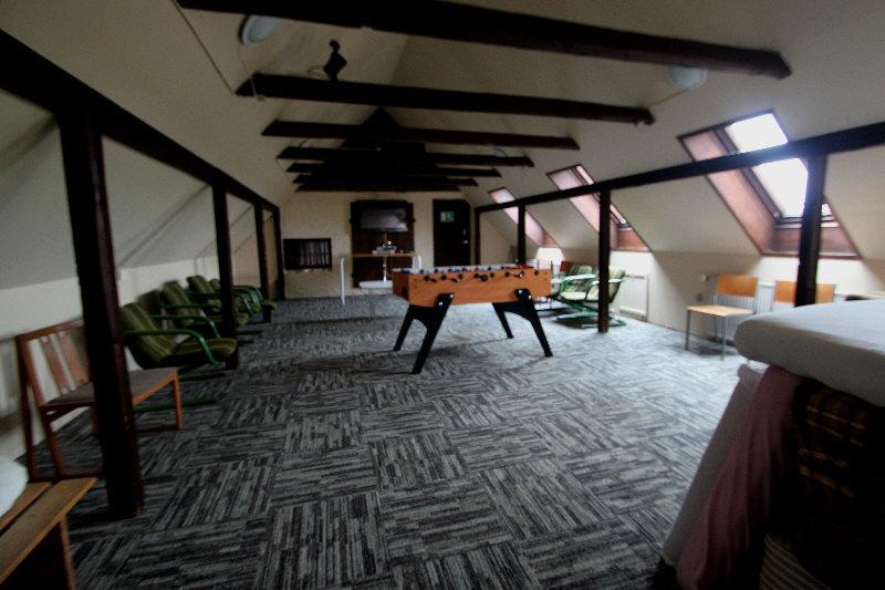 Aussenansicht von der Gruppenunterkunft 03453436 Gruppenhaus LANGBJERGGAARD in Dänemark 7752 Snedsted für Jugendfreizeiten