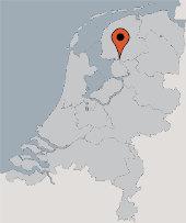 Aussenansicht vom Gruppenhaus 00310853 Gruppenhaus HET WATER I in Niederlande 8536 VD Oosterzee für Gruppenfreizeiten