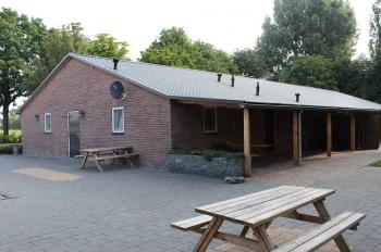Aussenansicht vom Gruppenhaus 00310582 Gruppenhaus Boerenhoeve III in Niederlande 5813 Ysselstein für Gruppenfreizeiten