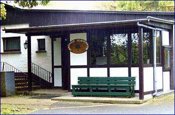 Aussenansicht vom Gruppenhaus 00490524 Guppenhaus Rursee in Dänemark D-52385 NIDEGGEN für Gruppenfreizeiten