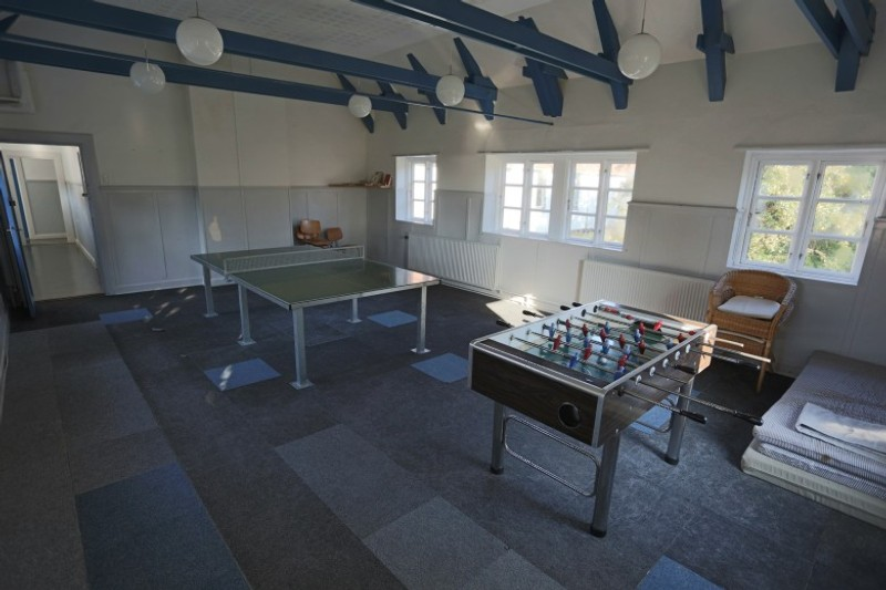 Aussenansicht von der Gruppenunterkunft 03453819 KLK-Gruppenhaus - THORØGAARD in Dänemark 5610 Assens für Jugendfreizeiten