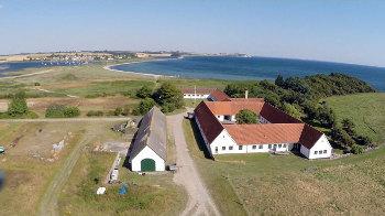 Bilder von Bademöglichkeiten vom Ferienhaus für Gruppen 03453819 KLK-Gruppenhaus - THORØGAARD in Dänemark 5610 Assens für Jugendfreizeiten