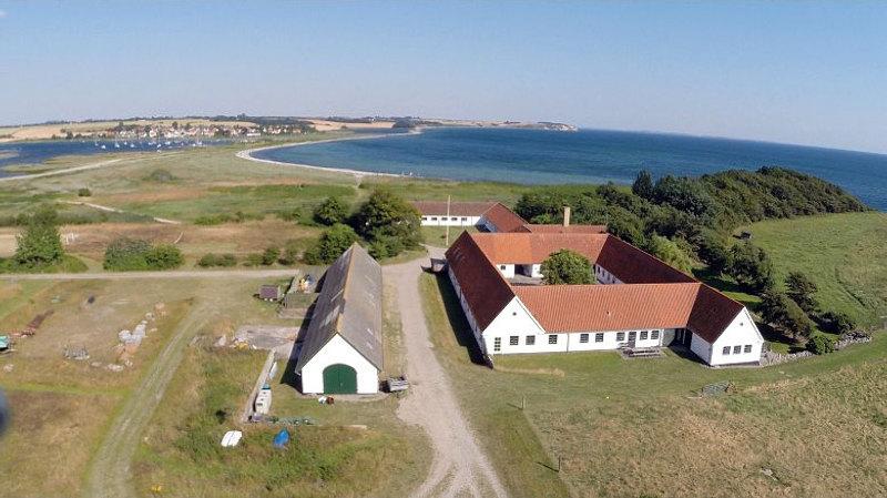 Bademöglichkeit von der Gruppenunterkunft 03453819 KLK-Gruppenhaus - THORØGAARD in Dänemark 5610 Assens für Jugendfreizeiten