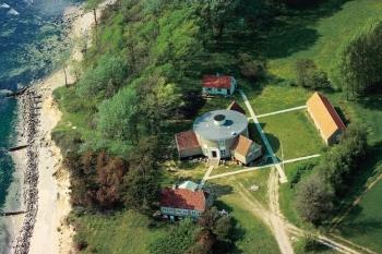 Aussenansicht vom Gruppenhaus 03453817 KLK-Gruppenhaus - VESTERBORG in Dänemark 5610 Assens für Gruppenfreizeiten