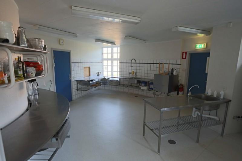 Küche von der Gruppenunterkunft 03453817 KLK-Gruppenhaus - VESTERBORG in Dänemark 5610 Assens für Jugendfreizeiten