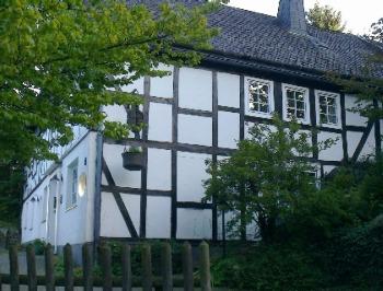Aussenansicht vom Gruppenhaus 00490573 Gruppenhaus SAUERLAND in Deutschland 57392 SCHMALLENBERG für Gruppenfreizeiten