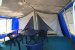 2. Schlafzimmer ZEBU-Dorf Frankreich Ardèche