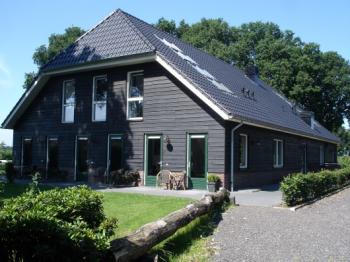 Aussenansicht vom Gruppenhaus 00310388 Veluwe in Niederlande   für Gruppenfreizeiten