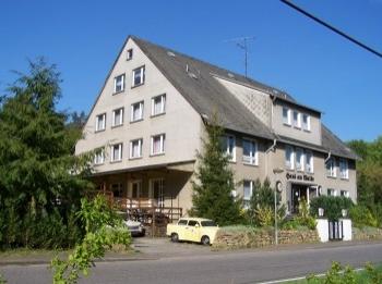 Aussenansicht vom Gruppenhaus 03493805 Gruppenhaus BORKOW in Dänemark 19406 Borkow für Gruppenfreizeiten
