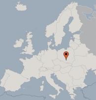 Aussenansicht vom Gruppenhaus 05485200 Gruppenunterkunft AUSCHWITZ in Polen Pl-32600 Oswiecim-Auschwitz (Polen) für Gruppenfreizeiten