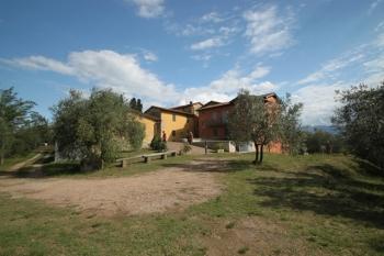Aussenansicht vom Gruppenhaus 09399002 Gruppenhaus Casa San Martino in Italien I-50063  Figline Valdarno Fl für Gruppenfreizeiten