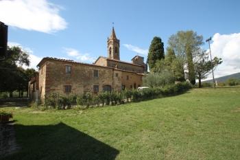 Aussenansicht vom Gruppenhaus 09399003 Gruppenhaus Casa Montelungo in Italien 52028 Terranuova Bracciolini AR für Gruppenfreizeiten