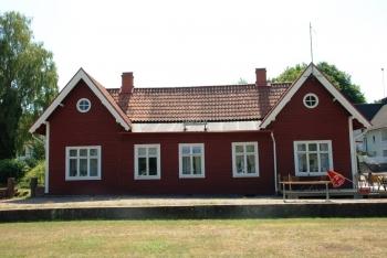 Aussenansicht vom Gruppenhaus 04464174 Gruppenhaus Immeln in Schweden S-28073 Immeln für Gruppenfreizeiten