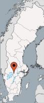 Aussenansicht vom Gruppenhaus 04464165 Kanu und Hütten KNAPPED in Schweden  Knapped für Gruppenfreizeiten