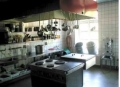 Küchenbild vom Gruppenhaus 03453350 Gram Efterskole in Dänemark 6510 Gram für Familienfreizeiten