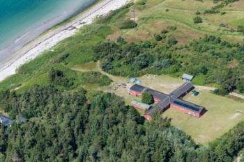 Aussenansicht vom Gruppenhaus 03453808 KLK-Gruppenhaus - SKAMLEBÆK in Dänemark 4540 Fårevejle für Gruppenfreizeiten