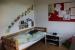1. Schlafzimmer Vesterbølle Efterskole