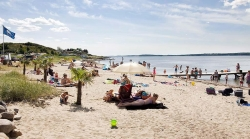 Nächste Bademöglichkeit vom Gruppenhaus 03453467 Vesterbølle Efterskole in Dänemark 9631 Gedsted für Kinderfreizeiten