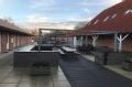 Aussenansicht vom Gruppenhaus 03453471 Rejsby Europœiske Efterskole in Dänemark 6780 Skœrbœk für Gruppenfreizeiten