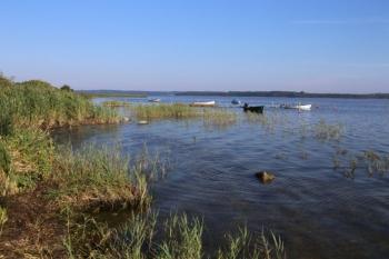 Bilder von Bademöglichkeiten vom Ferienhaus für Gruppen 03453816 KLK-Gruppenhaus STENKILDE in Dänemark 4793 Bogø By für Jugendfreizeiten