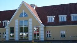 Weitere Aussenansicht vom Gruppenhaus 03453901 Højskolen Toftlund in Dänemark 6520 Toftlund für Gruppenreisen