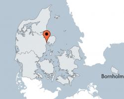 Aussenansicht vom Gruppenhaus 03453902 EGÅ Ungdomshøjskole in Dänemark 8250 Egå für Gruppenfreizeiten