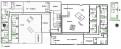 1. Grundrisse Gruppenhaus He He & De Brinkaus
