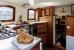 1. Küche Plattbodensegler ANTONIA MARIA