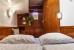 1. Schlafzimmer Plattbodensegler ANTONIA MARIA
