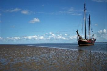 Aussenansicht vom Gruppenhaus 03103353 Segelschiff AVERECHTS in Niederlande 8861 Harlingen für Gruppenfreizeiten