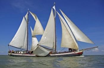 Aussenansicht vom Gruppenhaus 03103357 Segelschiff JOHANNA ENGELINA in Niederlande 1601 Enkhuizen für Gruppenfreizeiten