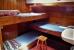 1. Schlafzimmer Segelschiff KAAT MOSSEL