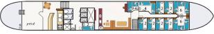 1. Grundrisse Plattbodensegler Manna CC