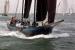 1. Wasser Plattbodensegelschiff NORDVAARDER