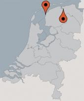 Aussenansicht vom Gruppenhaus 03103369 Plattbodensegelschiff VRIENDSCHAP in Niederlande 8861 Harlingen für Gruppenfreizeiten