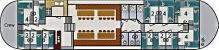 1. Grundrisse Plattbodensegler WADDENZEE