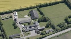 Weitere Aussenansicht vom Gruppenhaus 03453469 Borremose Centeret in Dänemark 9610 Nørager für Gruppenreisen