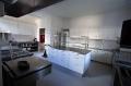 Küchenbild vom Gruppenhaus 03453500 Gruppenhaus BETHESDA in Dänemark 3730 Nexoe für Familienfreizeiten