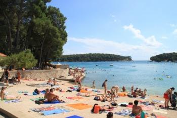 Aussenansicht vom Gruppenhaus 00380105 ZEBU<sup>®</sup>-Dorf MALI LOSINJ - XXL - KROATIEN in Kroatien 51550 Mali Losinj für Gruppenfreizeiten