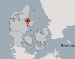 Aussenansicht vom Gruppenhaus 03453904 RISSKOV Efterskole in Dänemark 8240  Risskov für Gruppenfreizeiten