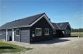 Aussenansicht vom Gruppenhaus 03453855 Aktivhus Houstrup in Dänemark 6830 Nørre Nebel Sogn, für Gruppenfreizeiten