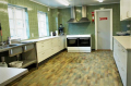 Küchenbild vom Gruppenhaus 03453856 Hus Henne in Dänemark 6854 Henne für Familienfreizeiten