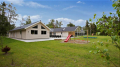 Aussenansicht vom Gruppenhaus 03453858 Liseleje Poolhuse in Dänemark 3300 Frederiksvaerk für Gruppenfreizeiten