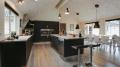 Küchenbild vom Gruppenhaus 03453858 Liseleje Poolhuse in Dänemark 3300 Frederiksvaerk für Familienfreizeiten