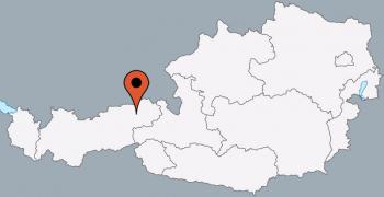 Karte von der Gruppenunterkunft 07437004 Breitenbach in Dänemark  Breitenbach für Kinderfreizeiten