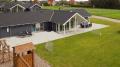 Aussenansicht vom Gruppenhaus 03453860 Søndermark Poolhus in Dänemark 6470  Sydals für Gruppenfreizeiten