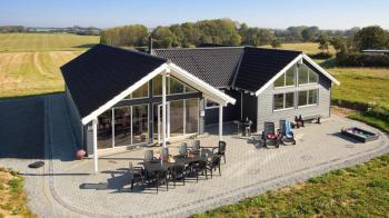Aussenansicht vom Gruppenhaus 03453862 Storetoft Aktivhus in Dänemark 6470 Sydals Kommune für Gruppenfreizeiten